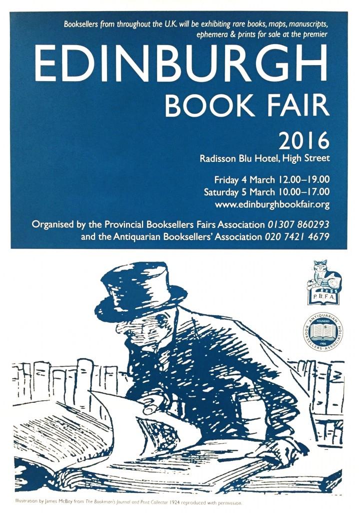 Edinburgh Book Fair