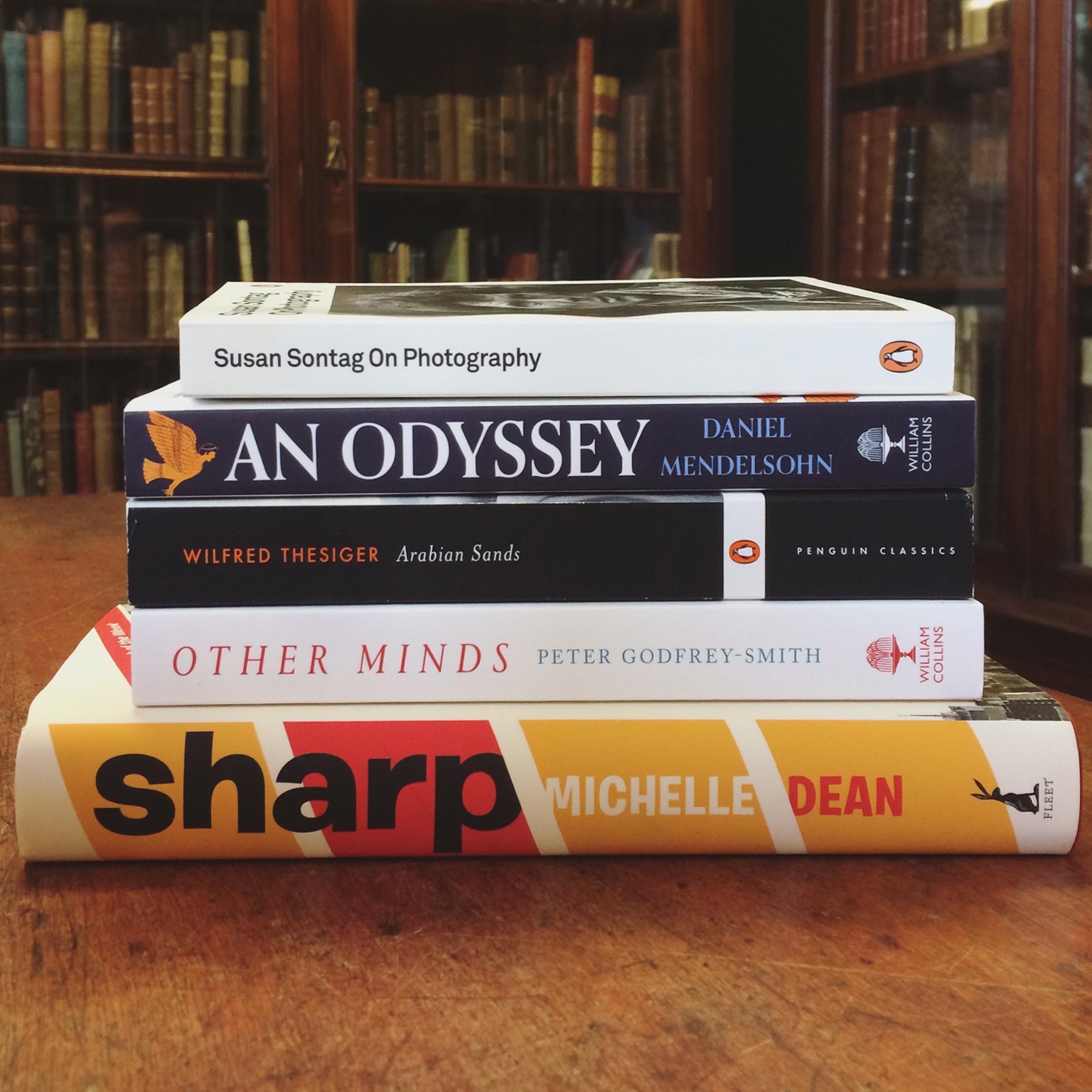 Non-Fiction Book Club – Third Season – McNaughtan's ...